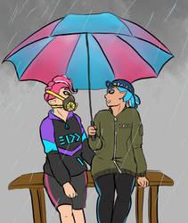 Comm - Through Rain or Shine