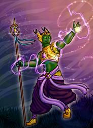 IPP - Warrior King