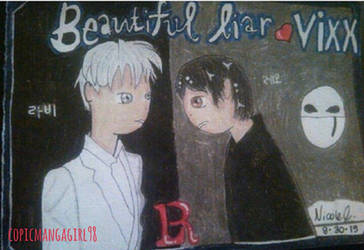 'Beautiful Liar' Leo and Ravi (VIXX)