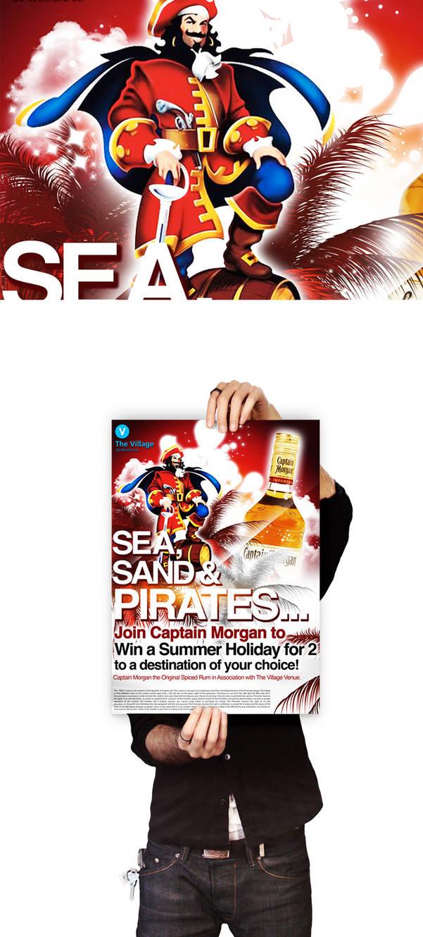 Captain Morgans Promotion