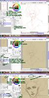 colour-barf tutorial 1 by Claidhcroi