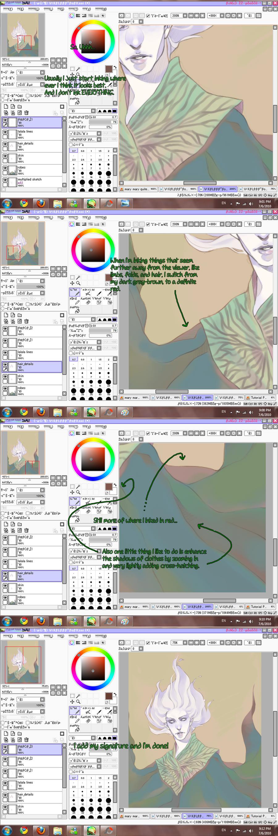 colour-barf tutorial 3 by Claidhcroi