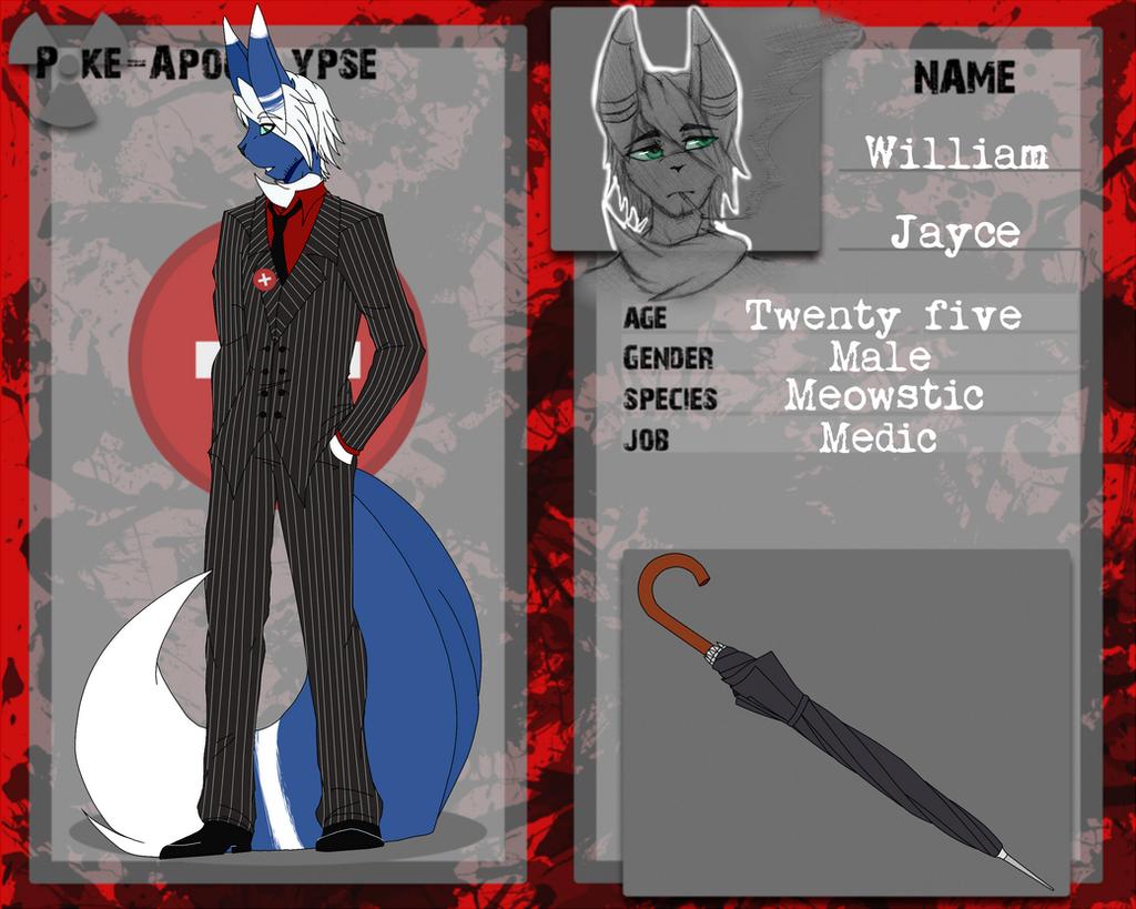 Poke-Apocalypse:William by Kirsche-Nyu
