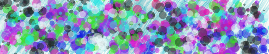 Multi-Bubbles by innocentgoddess