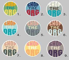 Colour Studies: Shop the Org