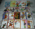 Our How To Draw Manga Book Collection by KambalPinoy