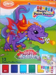A Stylist Purple Dragon That Looks Like Spyro by KambalPinoy