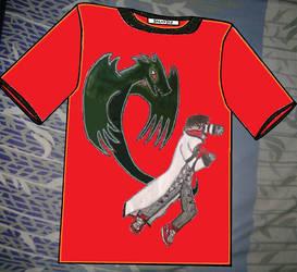 A Calin and Salvy Fan T-Shirt by KambalPinoy