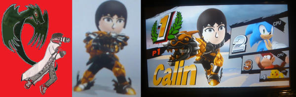 Calin (and Salvy) Joins The Battle! by KambalPinoy