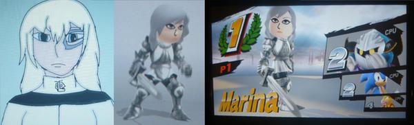 Platinum Hope Marina Joins The Battle! by KambalPinoy