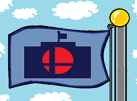 The School Flag of School of Smash by KambalPinoy