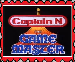 Captain N the Game Master Fan Stamp by KambalPinoy