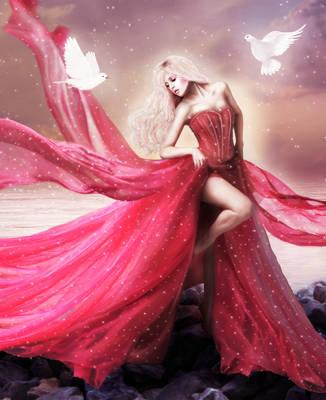 Aphrodite by LadyX-3000