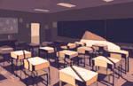 Classroom - Color study
