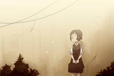 Waiting by YanYu