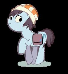 Maia Little Pony by YanYu