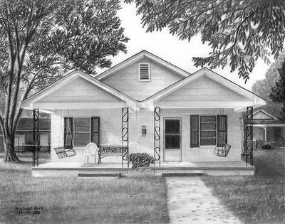 Ms. Christine's House.