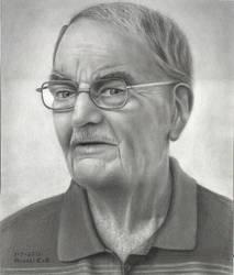 Pop's Portrait