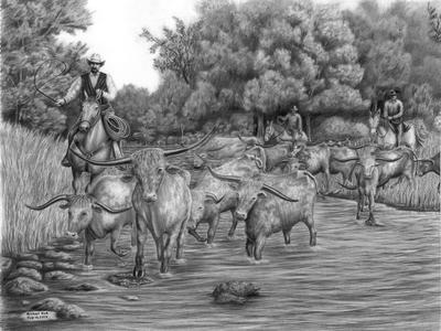 Cade's Crossing by MechanicalGraphite