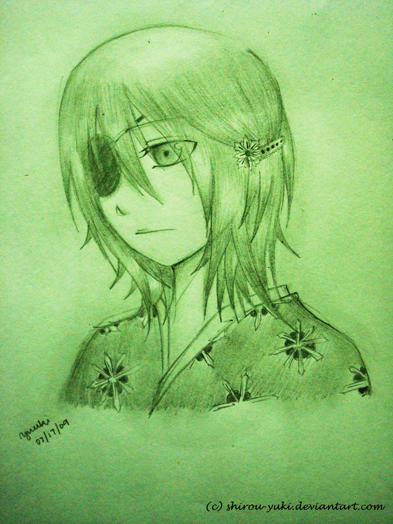 Lonesome :LAVI: by shirou-yuki
