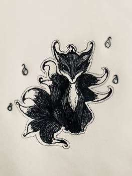 Kitsune Doodle