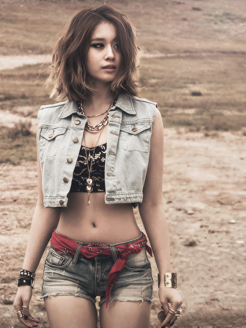 If you could have any ...T Ara Number 9 Jiyeon