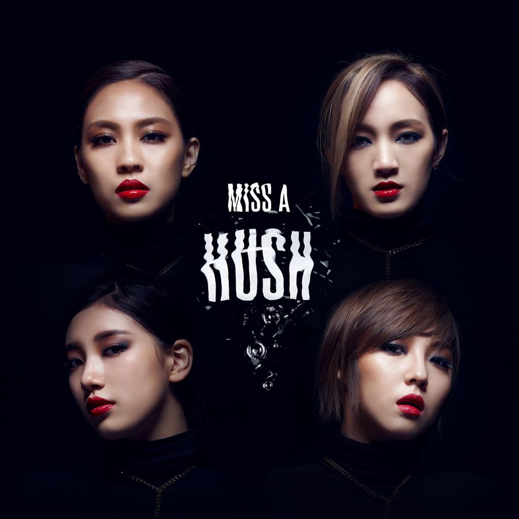 miss A - Hush by LuannaMaria