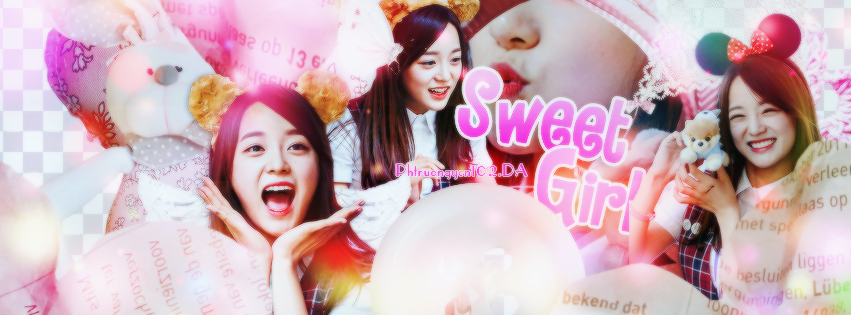 Cover Sweet Girl by Phtruongyen102