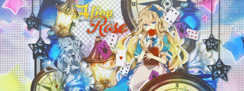 Cover Alice Rose by Phtruongyen102