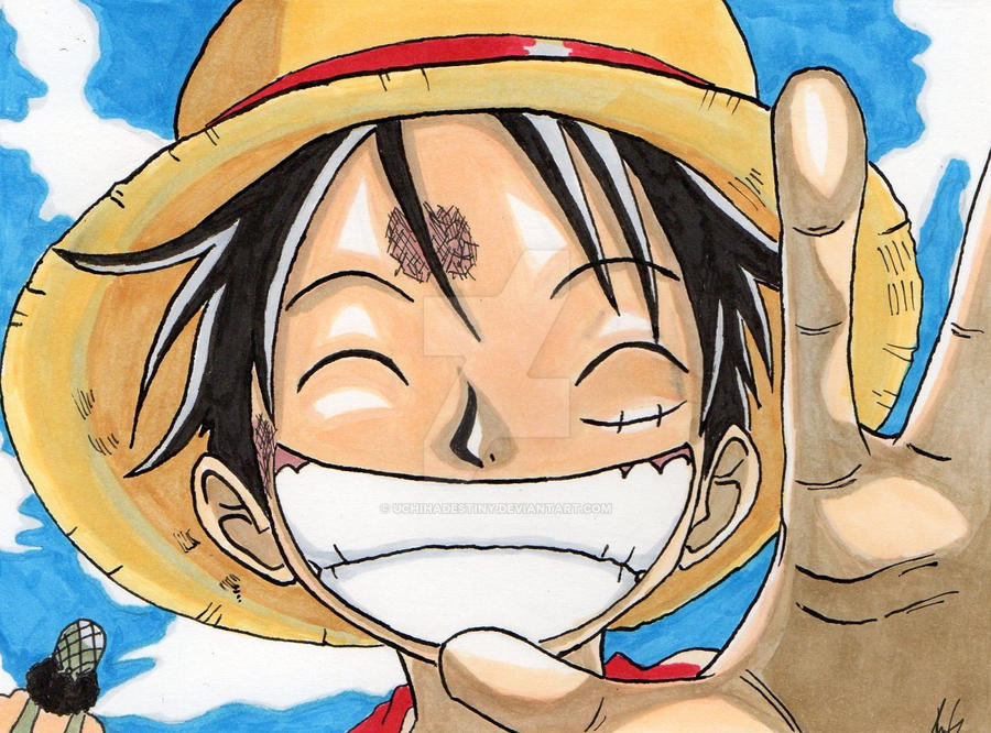 Wanted monkey d luffy by uchihadestiny on deviantart - One piece wanted luffy ...
