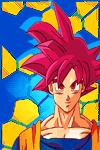 Goku Icon by Prince-Vegeku