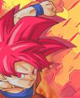 Goku Prof. Picture by Prince-Vegeku