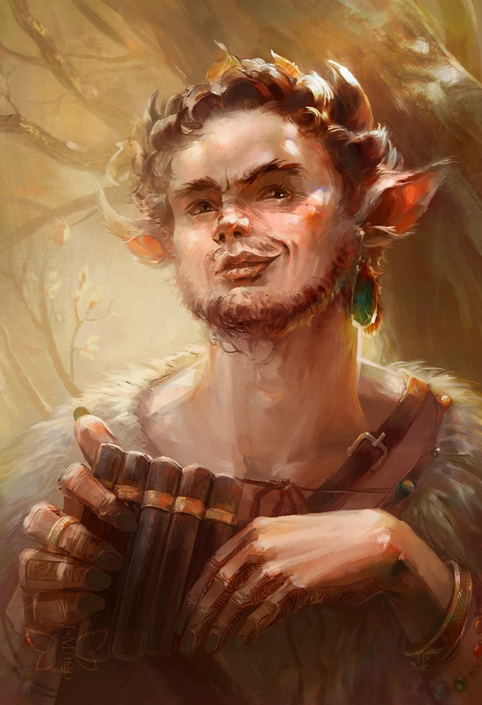 Faun by I-Mago