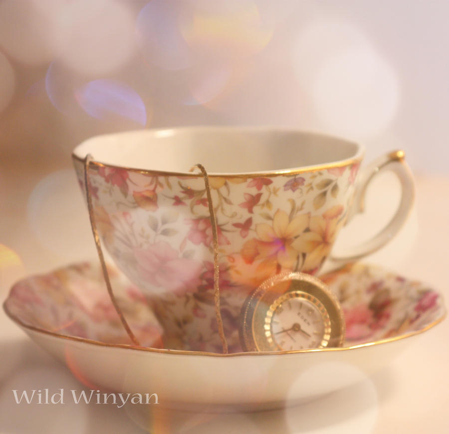 Vintage Tea by WildWinyan
