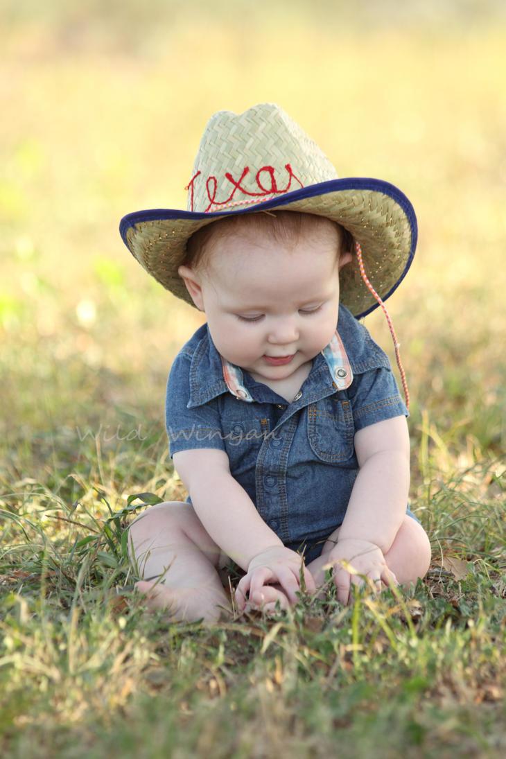 Texas gal by WildWinyan