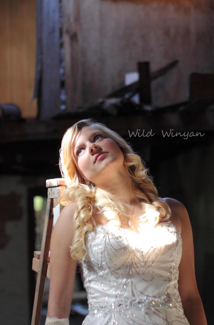 Wherefore art thou Romeo? by WildWinyan