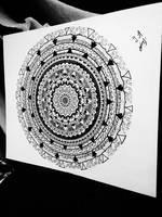 Mandala by SofiaAllen