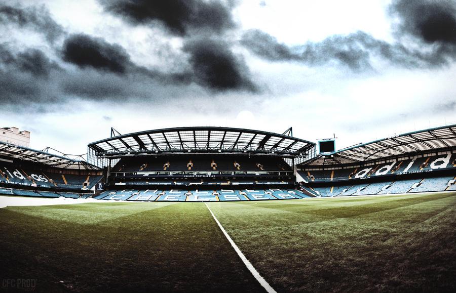 Stamford Bridge By Cfcprd On DeviantArt