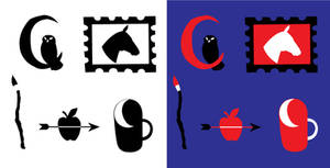 Icon Images for Design Class