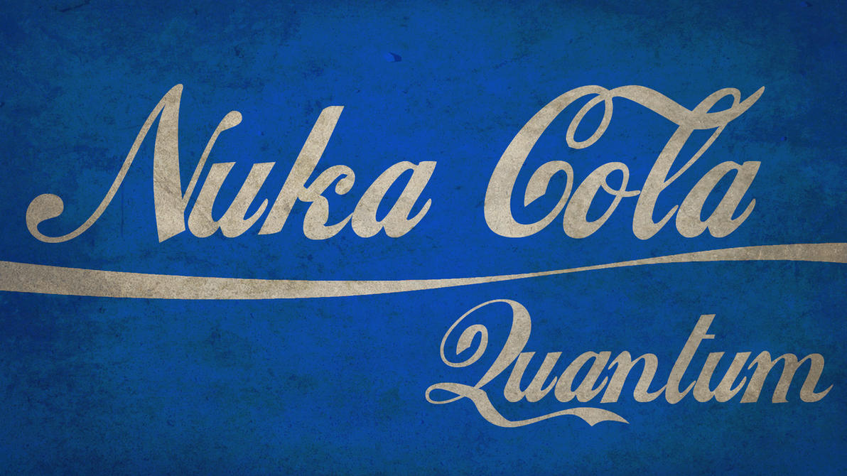 how to make nuka cola quantum drink