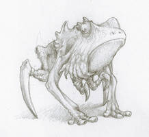 Cryptfrog by GalaxyFrame