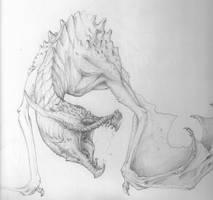 Dragon by GalaxyFrame