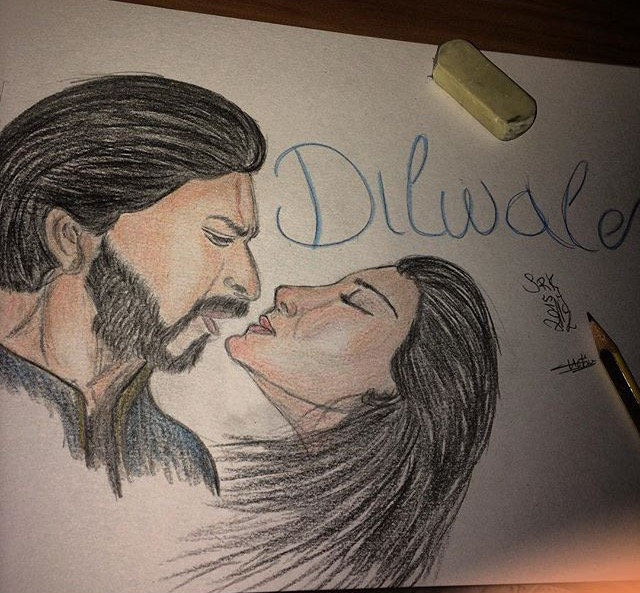 DILWALE by HatceDrawings