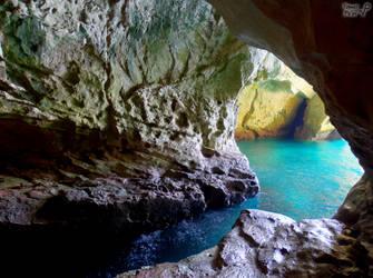 Rosh Hanikra Grottos, Israel, Take 1 by Tomer-DA
