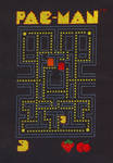 X-Stitch Fanart- Pac-Man