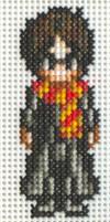 X-Stitch Fanart- Harry Potter