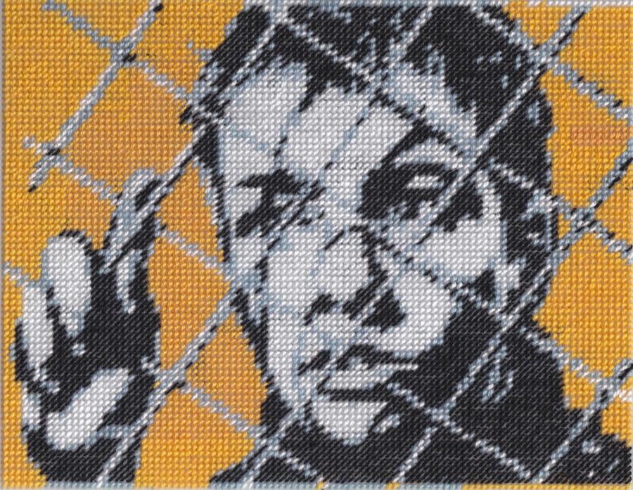 The 400 Blows in 7800 Stitches
