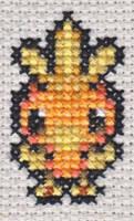 PMD X-Stitch 6: Torchic