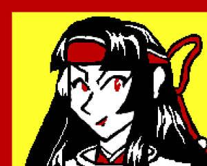 High Contrast Mizuki
