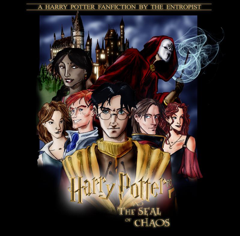 Harry Potter fanfic cover by Entropist2009 on DeviantArt  Harry Potter fa...